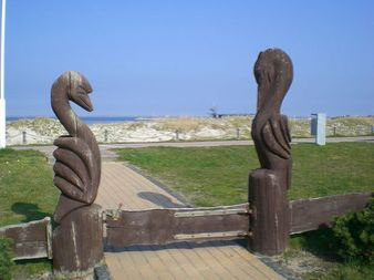 Villa Bolte 19 - Strandzugang