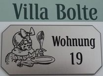 Villa Bolte 19 Logo